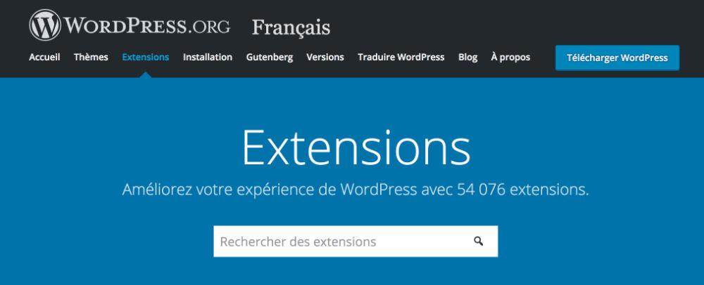 Les plugins de sécurité WordPress